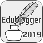 EDUbloggers badge